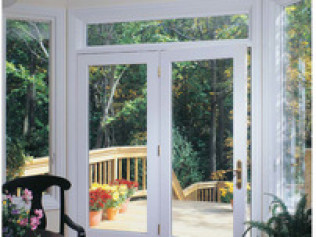 Hinged  (French) Patio Door